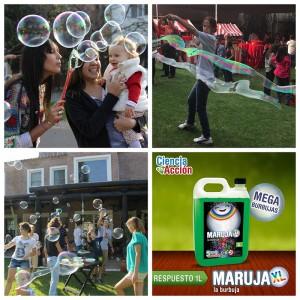 Mega Burbujas Ciencia en Acción